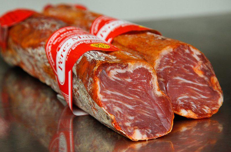 Caña de lomo Ibérico de bellota – 50% Raza Ibérico